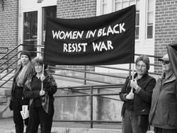 Women in black israel